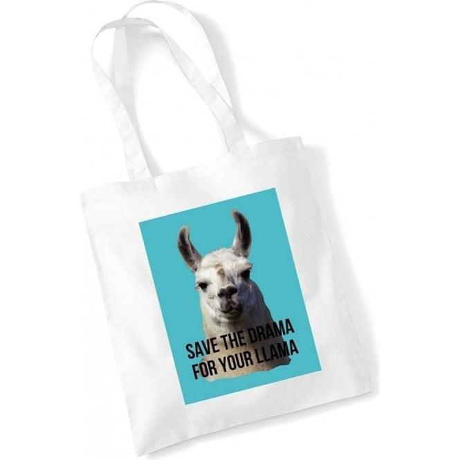 Save The Drama Long Handled Tote Bag