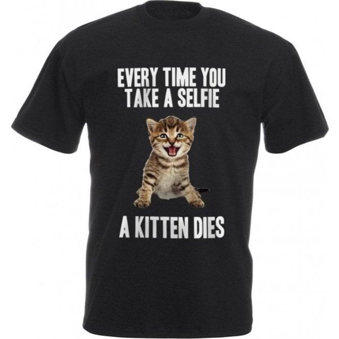 Selfie Kitten T-Shirt