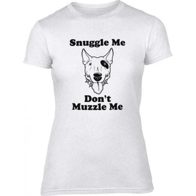 Snuggle Me Women's Slim Fit T-Shirt