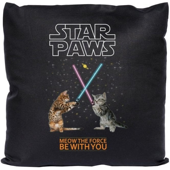 Star Paws Cushion