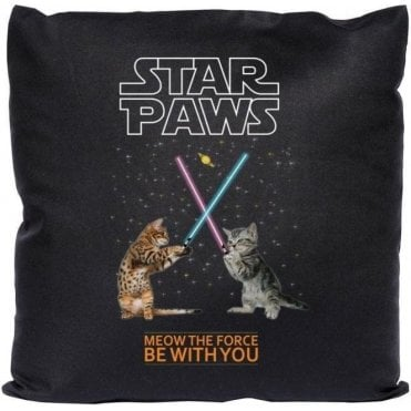 Star Paws Cushion