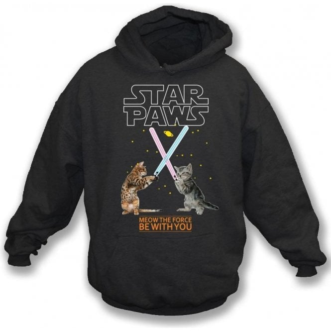 Star Paws Kids Hooded Sweatshirt