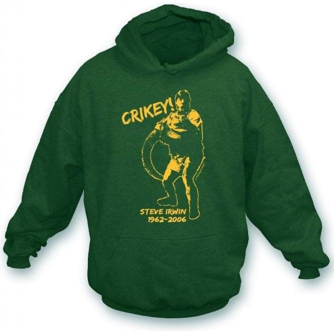 Steve Irwin Tribute Kids Hooded Sweatshirt
