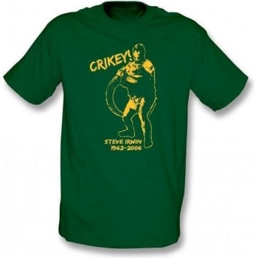 Steve Irwin Tribute Kids T-Shirt