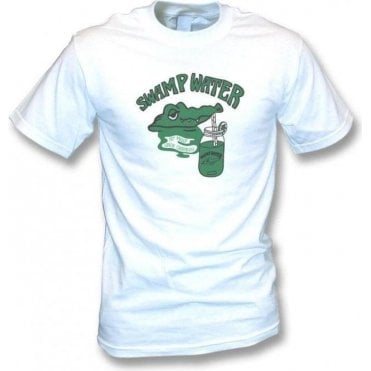 Swamp Water (As Worn By Joey Ramone, Ramones) Vintage Wash T-Shirt