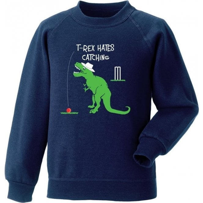 T-Rex Hates Catching Sweatshirt