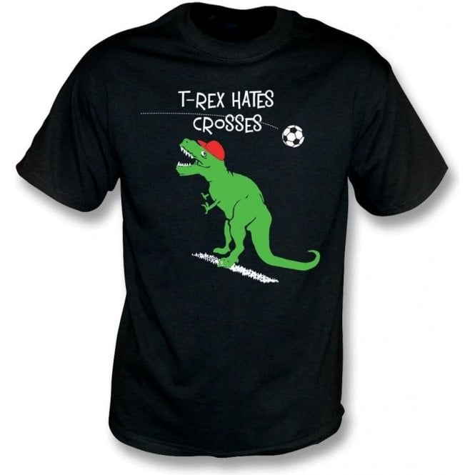 T-Rex Hates Crosses T-Shirt