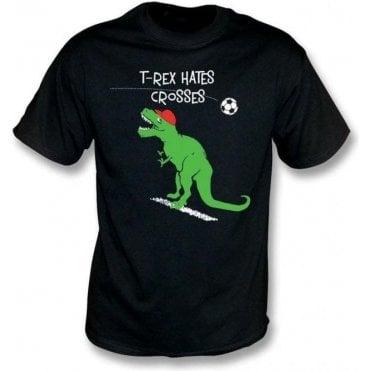 T-Rex Hates Crosses T-Shirt