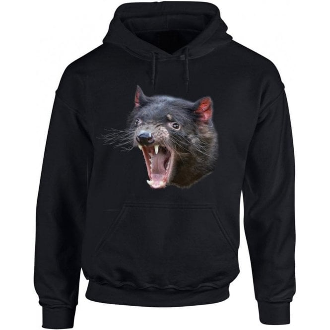 Tasmanian Devil Hooded Sweatshirt