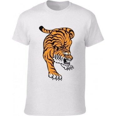 Tattoo Tiger Kids T-Shirt