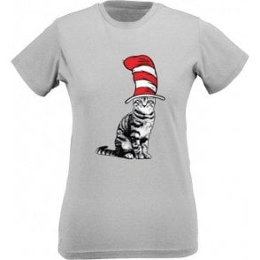 The Cat In The Hat Women's Slim Fit T-Shirt