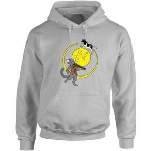 The Cat & The Fiddle Kids Hooded Sweatshirt