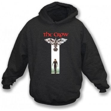 The Crow (Original Poster) Hooded Sweatshirt