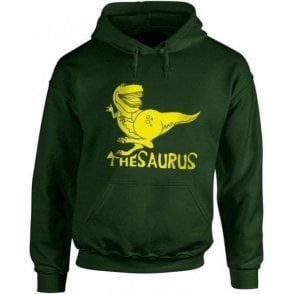 Thesaurus Kids Hooded Sweatshirt