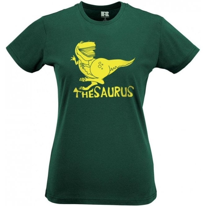 Thesaurus Women's Slim Fit T-Shirt
