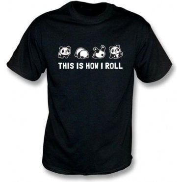 This Is How I Roll Kids T-Shirt