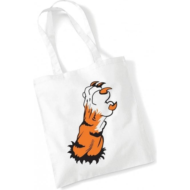 Tiger Claw Long Handled Tote Bag