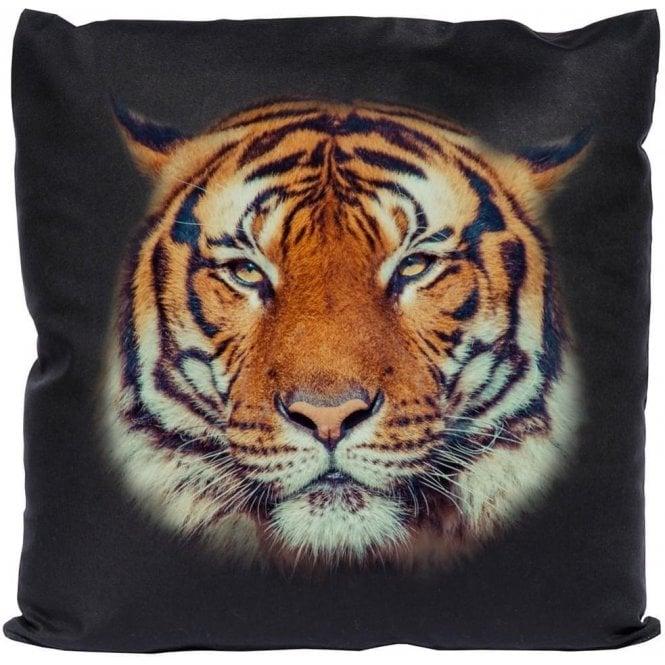 Tiger Face Cushion