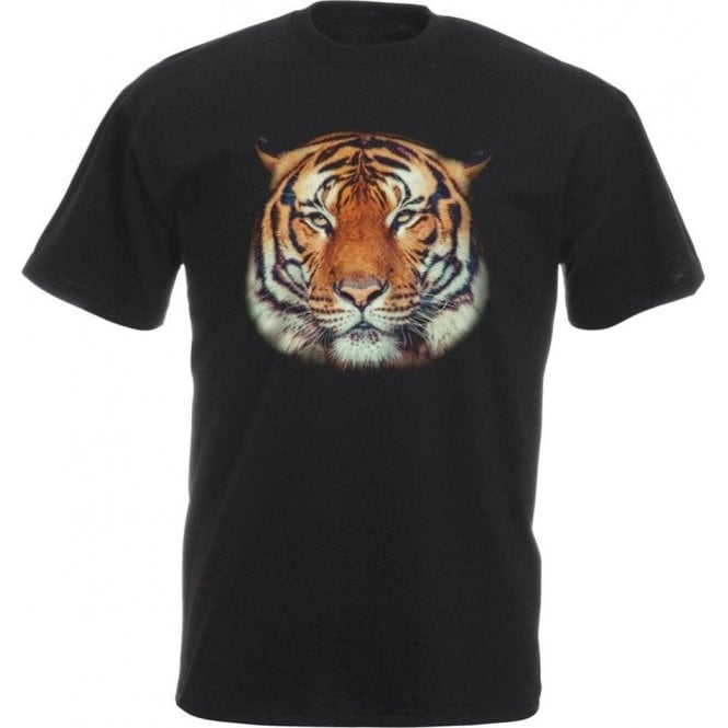 Tiger Face T-Shirt