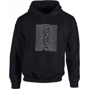 Unknown Pleasures Cats Kids Hooded Sweatshirt