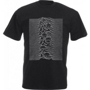 Unknown Pleasures Cats T-Shirt