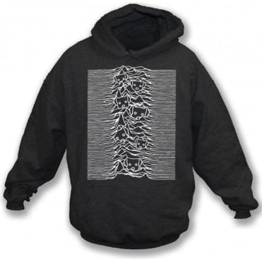 Unknown Pleasures Dogs Kids Hooded Sweatshirt