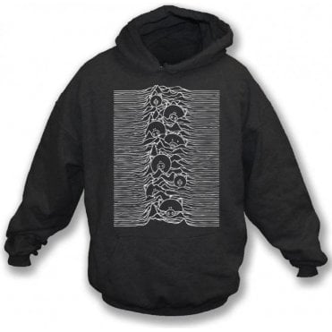 Unknown Pleasures Pigs Hooded Sweatshirt