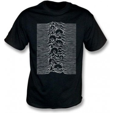 Unknown Pleasures Pigs T-Shirt