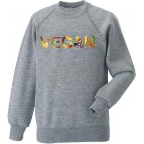 Vegan Foods Sweatshirt