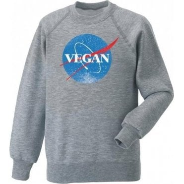 Vegan NASA Sweatshirt