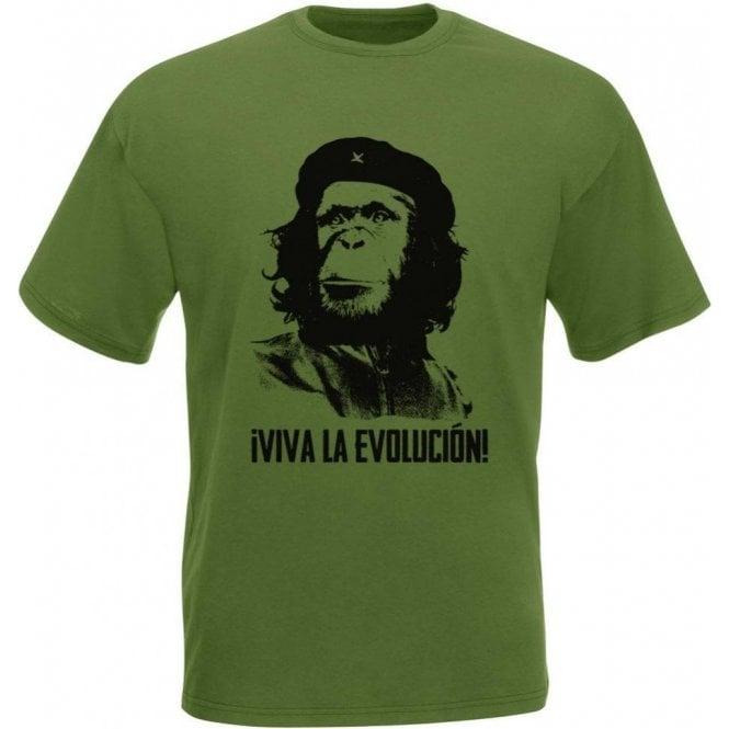 Viva La Evolucion! Kids T-Shirt