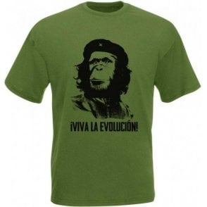 Viva La Evolucion! Kids T-Shirt