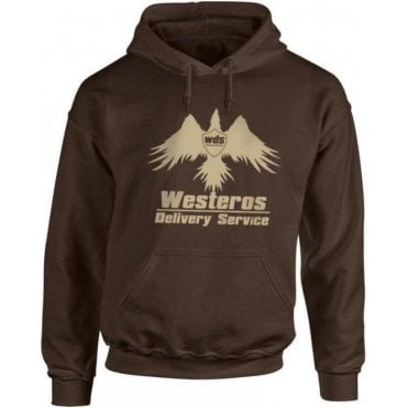 Westeros Delivery Service Hooded Sweatshirt