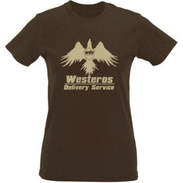 Westeros Delivery Service Women's Slim Fit T-Shirt