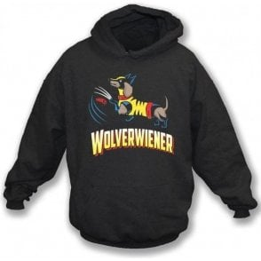Wolverwiener Kids Hooded Sweatshirt
