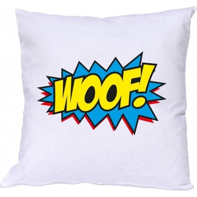 Woof Comic Bubble Cushion