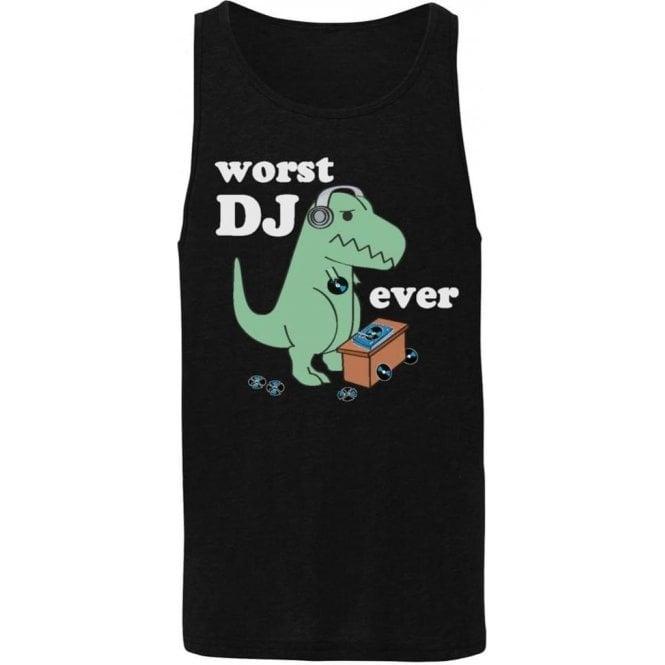Worst DJ Ever Men's Tank Top