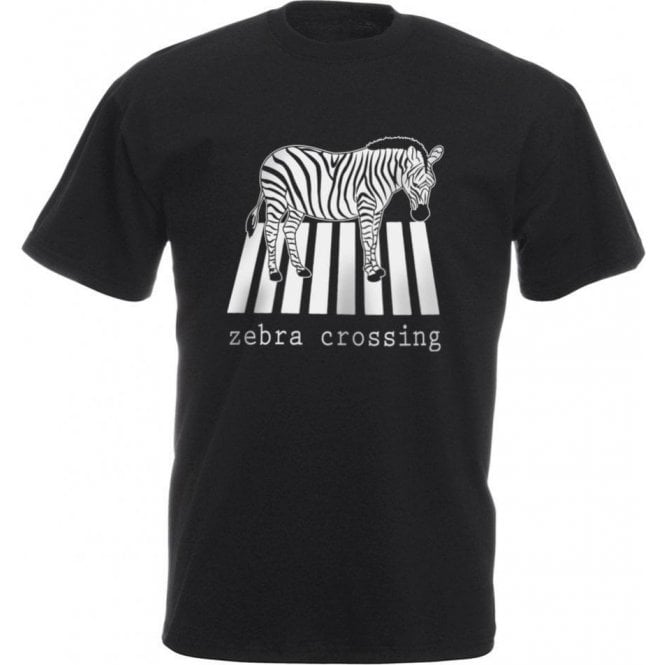 Zebra Crossing Kids T-Shirt