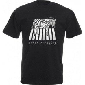 Zebra Crossing Kids T-Shirt