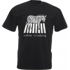 Zebra Crossing T-Shirt