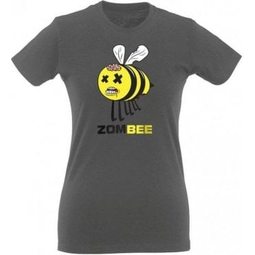 Zombee Womens Slim Fit T-Shirt